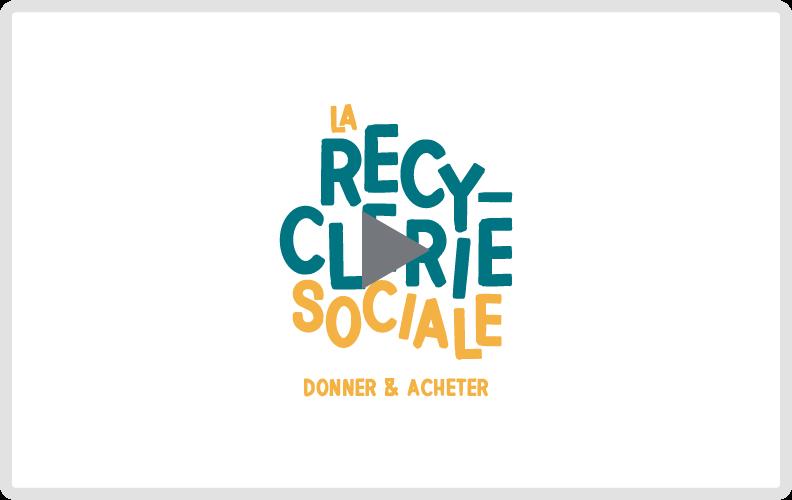 Vidéo de présentation recyclerie sociale de Saint-Gilles